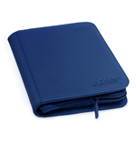 Ultimate Guard 4-Pocket ZipFolio XenoSkin Bleu