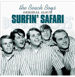 Vinyle Beach Boys (The) - Surfin' Safari