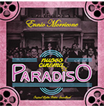 Vinyle Ennio Morricone - Nuovo Cinema Paradiso (Solid Purple & Clear Vinyl+Poster)