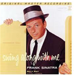 Vinyle Frank Sinatra - Swing Along With Me