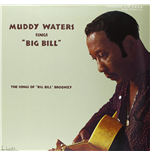 Vinyle Muddy Waters - Muddy Waters Sings Big Bill