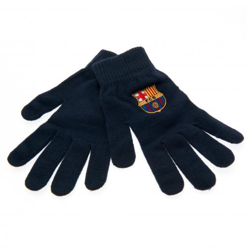 Gants FC Barcelone (Adulte)