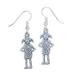 Harry Potter boucles d´oreille plaqué argent Dobby the House-Elf