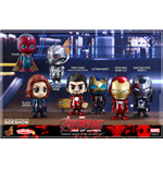 Avengers L'Ère d'Ultron serie 2 pack figurines Cosbaby (S) 9 cm