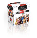 The Big Bang Theory jeu de plateau Trivial Pursuit *ALLEMAND*