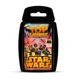 Star Wars Rebels jeu de cartes Top Trumps *ALLEMAND*