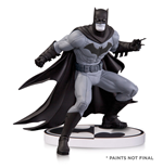 Batman Black & White statuette Greg Capullo 2nd Edition 15 cm