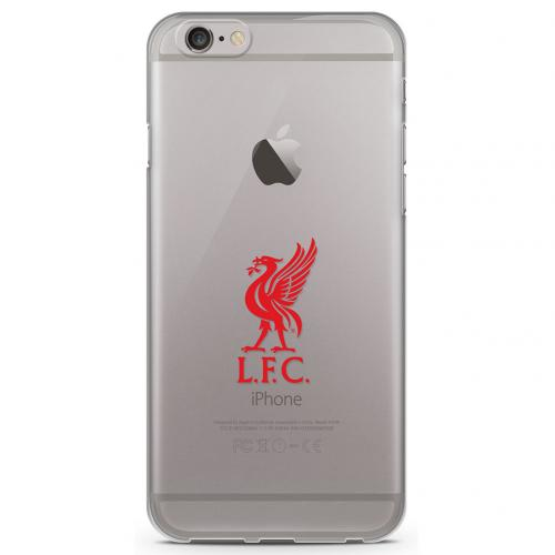 Coque TPU iPhone 6 Liverpool FC