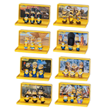 Les Minions assortiment playset (12)