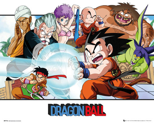 Poster Dragon ball 179628