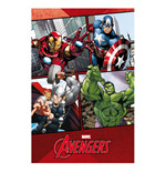 Couverture Plaid Avengers