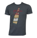 T-shirt Miller Beer  pour homme