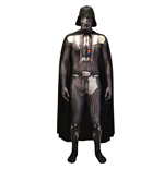 Déguisement Dark Vador Star Wars Adulte Unisexe Multicolore, Taille XL