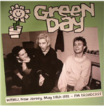 Vinyle Green Day - Wfmu  New Jersey May 28th 1992 – Fm Broadcast