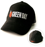 Casquette de baseball Green Day 180314