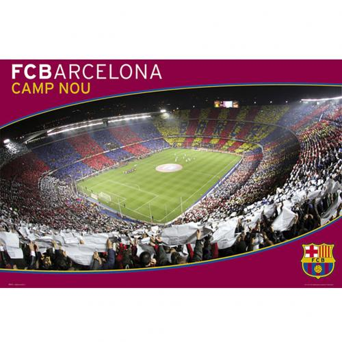 Poster Stade 59 FC Barcelone