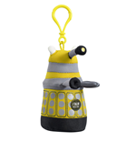 Doctor Who peluche sonore clip-on Yellow Dalek 10 cm