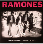 Vinyle Ramones - Live In Buffalo February 8  1979