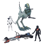 Star Wars Episode VII assortiment véhicules avec figurines 2015 Class I Wave 1 (4)