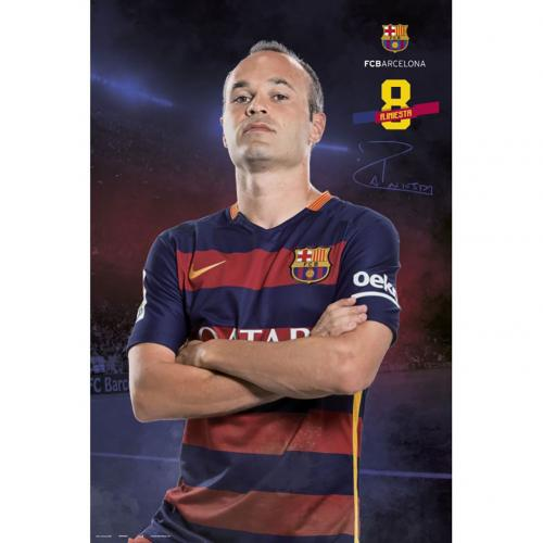 Poster FC Barcelone 180673