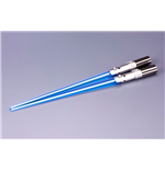 Star Wars baguettes lumineuses sabre laser Luke Skywalker