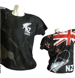 T-shirt All Blacks Kiwi