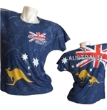 T-shirt Australie rugby 180728