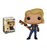 Fallout POP! Games Vinyl Figurine Lone Wanderer Female 9 cm