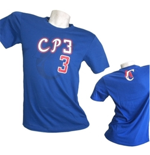 T-shirt Los Angeles Clippers  Paul CP3