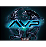 Alien Vs Predator jeu de plateau The Hunt Begins Expansion Pack Predator Hellhounds *ANGLAIS*