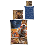 Star Wars Episode VII parure de lit réversible The Force Awakens 135 x 200 cm / 80 x 80 cm