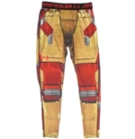 Pantalon de Compression Thermique Iron Man