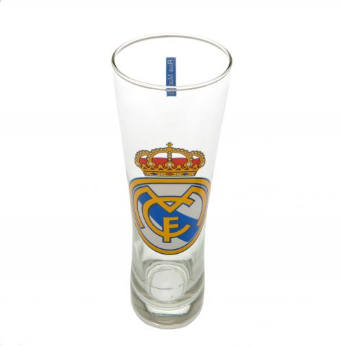 Verre à Bière Long Real Madrid