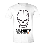 T-shirt Call Of Duty Black Ops III - Men's Skull