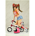 Daydream Collection Vol. 15 statuette 1/7 Tricycle Racer Candy Pink Ver. 17 cm