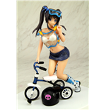 Daydream Collection Vol. 15 statuette 1/7 Tricycle Racer Candy Blue Ver. 17 cm
