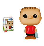 Peanuts POP! Animation Vinyl figurine Linus 9 cm