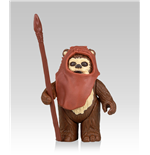 Star Wars figurine Jumbo Vintage Kenner Wicket 16 cm