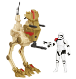 Star Wars Episode VII véhicule avec figurine 2015 Assault Walker Exclusive