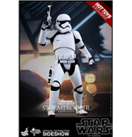 Star Wars Episode VII figurine MMS 1/6 First Order Stormtrooper Squad Leader Exclusive 30 cm