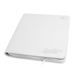 Ultimate Guard 12-Pocket QuadRow ZipFolio XenoSkin Blanc