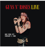 Vinyle Guns N' Roses - Live In New York City  February 2 1988