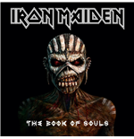 Vinyle Iron Maiden - The Book Of Souls (3 Lp)