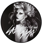 Vinyle Lady Gaga - Born This Way (Picture Disc)