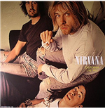 Vinyle Nirvana - Live At Pat O' Brian Pavillion Del Mar  Ca  December 28th  1991