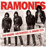 Vinyle Ramones - Old Waldorf, San Francisco 31st January 1978