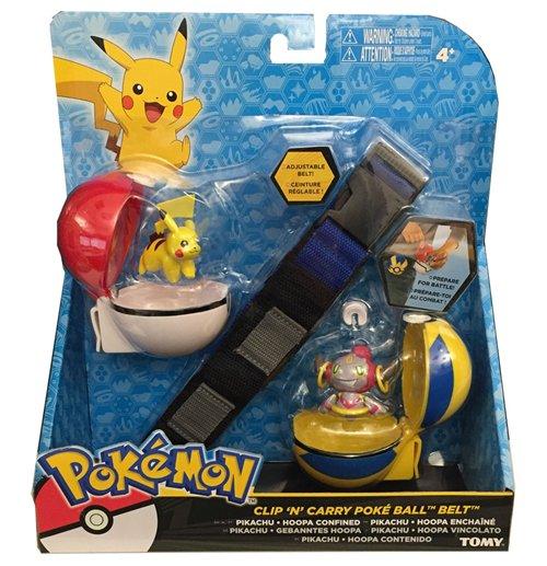 gamme complète d'articles concepteur neuf et d'occasion Livraison gratuite dans le monde entier Pokemon Ceinture de Poké Ball Dresseur Wave 2