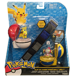 Pokemon Ceinture de Poké Ball Dresseur Wave 2