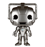 Doctor Who Figurine POP! Television Vinyl Cyberman 9 cm