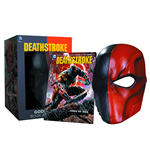 DC Comics réplique masque de Deathstroke & comic
